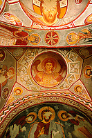 Apple Church (Elmali Kilise), Goreme Open Air Museum, Goreme, Cappadocia, Turkey