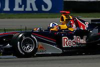 David Coulthard, USGP, 2005