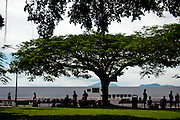 CASCO VIEJO / OLD TOWN - Panama City.Panama 2011.Photography by Aaron Sosa. El Casco Antiguo o Casco Viejo es el nombre que recibe el sitio adonde fue traslada y vuelta a fundar en 1673 la ciudad de Panamá. Está situado dentro del actual corregimiento de San Felipe. En 1997, el Casco Antiguo es incluido en la lista de sitios de Patrimonio de la Humanidad de la UNESCO. Casco Viejo (Spanish for Old Town), also known as Casco Antiguo or San Felipe, is the historic district of Panama City. It was designated a World Heritage Site in 1997. ©Aaron Sosa/Istmophoto.com