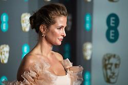 Millie Mackintosh attending 72nd British Academy Film Awards, Arrivals, Royal Albert Hall, London. 10th February 2019