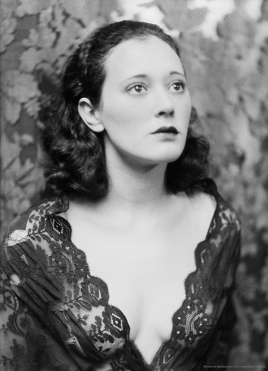 Dorothy (Chili) Bouchier, actress, 1931