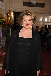 Actress BRENDA BLETHYN at the Galaxy British Book Awards 2007 - The Nibbies held at the Grosvenor house Hotel, Park Lane, London on 28th March 2007.<br />