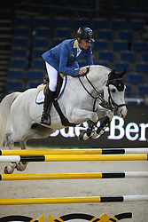 Ahlmann Christian, (GER), Cornado II<br /> Prize of Raumpflege Jumping<br /> Stuttgart - German Masters 2015<br /> © Hippo Foto - Stefan Lafrentz