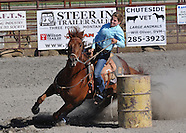 High Winds Rodeo: Barrell Racing & Pole Bending