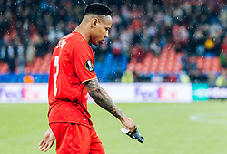 18.05.2016, St. Jakob Park, Basel, SUI, UEFA EL, FC Liverpool vs Sevilla FC, Finale, im Bild entäuscht Nathaniel Clyne (FC Liverpool) // Nathaniel Clyne (FC Liverpool) disappointed during the Final Match of the UEFA Europaleague between FC Liverpool and Sevilla FC at the St. Jakob Park in Basel, Switzerland on 2016/05/18. EXPA Pictures © 2016, PhotoCredit: EXPA/ JFK