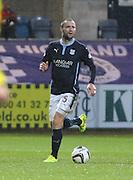 James McPake -  Dundee v St Johnstone, SPFL Premiership at Dens Park<br /> <br />  - &copy; David Young - www.davidyoungphoto.co.uk - email: davidyoungphoto@gmail.com