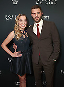 Jessica Rothe and Alex Roe