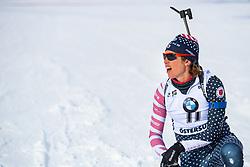 March 8, 2019 - –Stersund, Sweden - 190308 Daniela Kadeva of Bulgaria competes in the Women's 7.5 KM sprint during the IBU World Championships Biathlon on March 8, 2019 in Östersund..Photo: Petter Arvidson / BILDBYRÃ…N / kod PA / 92247 (Credit Image: © Petter Arvidson/Bildbyran via ZUMA Press)