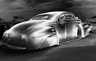 Glow Car, Digital Solar, Famoso Raceway, CA