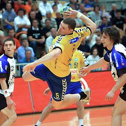 20090418: Handball - Pokal Slovenije, RK Cimos Koper vs RK Klima Petek Maribor