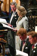 Charles & Camilla Royal Wedding Photography