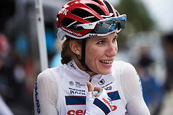Clara Koppenburg (GER) at Ladies Tour of Norway 2018 Team Time Trial, a 24 km team time trial from Aremark to Halden, Norway on August 16, 2018. Photo by Sean Robinson/velofocus.com
