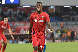 September 15, 2018 - Naples, Naples, Italy - Edimilson Fernandes of ACF Fiorentina during the Serie A TIM match between SSC Napoli and ACF Fiorentina at Stadio San Paolo Naples Italy on 15 September 2018. (Credit Image: © Franco Romano/NurPhoto/ZUMA Press)