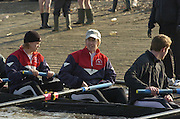 [Mandatory Credit Peter Spurrier/ Intersport Images] Varsity Boat Race, Rowing Course: River Thames, Championship course, Putney to Mortlake 4.25 Miles
