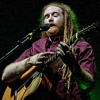 Newton Faulkner returns to Glasgow to showcase his new album (PLEASE DO NOT REMOVE THIS CAPTION)<br /> This image is intended for portfolio use only.. Any commercial or promotional use requires additional clearance. <br /> © Copyright 2014 All rights protected.<br /> first use only<br /> contact details<br /> Stuart Westwood <br /> 07896488673<br /> stuartwestwood44@hotmail.com<br /> no internet usage without prior consent. <br /> Stuart Westwood reserves the right to pursue unauthorised use of this image . If you violate my intellectual property you may be liable for damages, loss of income, and profits you derive from the use of this image.