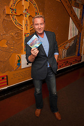 Repro Free: 18/10/2012 Michael Flatley pictured launching a unique album of traditional Irish music featuring music made famous by blind musicians and now played by a new generation of sightless players at Woodlock Hall, All Hallows College, Drumcondra. The brainchild of Catherine McGorman the venture was supported by the Arts Council and all funds raised will go to supporting music teaching for blind and partially sighted children at ChildVision, the national education centre for blind children. Pic Andres Poveda