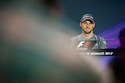 May 24-27, 2017: Monaco Grand Prix. Jenson Button (GBR), McLaren Honda Development driver