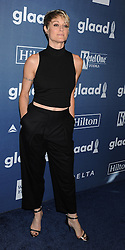 Teri Polo, 27th Annual GLAAD Media Awards, at The Beverly Hilton Hotel, April 2, 2016 - Beverly Hills, California. EXPA Pictures © 2016, PhotoCredit: EXPA/ Photoshot/ Celebrity Photo<br /> <br /> *****ATTENTION - for AUT, SLO, CRO, SRB, BIH, MAZ, SUI only*****