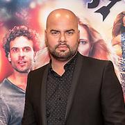 NLD/Amsterdam/20161024 - Premiere Hartenstrijd, Oscar Aerts