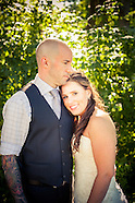 Becky and Jason at DeVries Nature Conservancy in Owosso