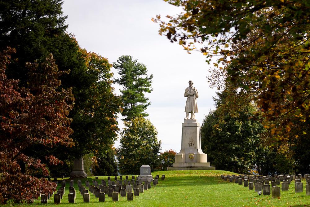 Antietam National Cementary, Sharpsburg, Maryland, USA