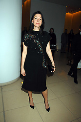 MARY McCARTNEY at 'Not Another Burns Night' in association with CLIC Sargebt and Children's Hospice Association Scotland held at ST.Martins Lane Hotel, London on 3rd March 2008.<br />