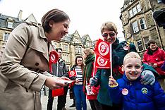 Scottish Labour election campaign starts |  Edinburgh | 23 March 2016
