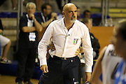 Taranto 05-06-2011<br /> Qualifying Tournament Eurobasket Women 2011<br /> Italia-Germania<br /> Nella foto Giampiero Ticchi<br /> Foto di Ciamillo-Castoria