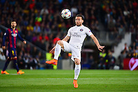 Yohan CABAYE - 21.04.2015 - Barcelone / Paris Saint Germain - 1/4Finale Retour Champions League<br />