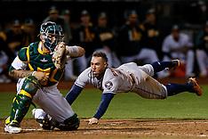 20170908 - Houston Astros at Oakland Athletics