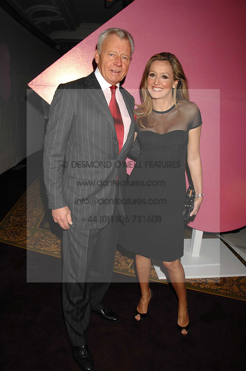 PER NEUMAN of Clinique and MARIGAY McKEE at a reception to launch the Kiss It Better Appeal in aid of the Great Ormond Street Hosoital supported by Clinique - held at Harrods, Knightsbridge, London on 30th January 2008.<br /> <br /> NON EXCLUSIVE - WORLD RIGHTS (EMBARGOED FOR PUBLICATION IN UK MAGAZINES UNTIL 1 MONTH AFTER CREATE DATE AND TIME) www.donfeatures.com  +44 (0) 7092 235465