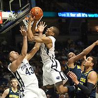 Michigan v. Penn State Basketball 2-27-2013