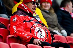 Bristol City fans - Rogan/JMP - 18/01/2020 - Ashton Gate Stadium - Bristol, England - Bristol City v Barnsley - Sky Bet Championship.