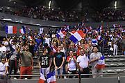 tifosi francia<br /> Nazionale Italiana Maschile Senior<br /> Torneo di Tolosa<br /> Francia Italia France Italy<br /> FIP 2017<br /> Tolosa, 20/08/2017<br /> Foto M.Ceretti / Ciamillo - Castoria
