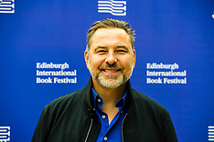 International Book Festival, Edinburgh, 23 August 2018