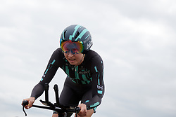 Mikayla Harvey (NZL) at Boels Ladies Tour 2019 - Prologue, a 3.8 km individual time trial at Tom Dumoulin Bike Park, Sittard - Geleen, Netherlands on September 3, 2019. Photo by Sean Robinson/velofocus.com