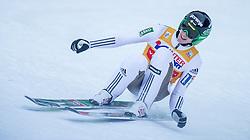03.01.2016, Bergisel Schanze, Innsbruck, AUT, FIS Weltcup Ski Sprung, Vierschanzentournee, Bewerb, im Bild Peter Prevc (SLO, 1.Platz) // 1st placed Peter Prevc of Slovenia during his Competition Jump of Four Hills Tournament of FIS Ski Jumping World Cup at the Bergisel Schanze, Innsbruck, Austria on 2016/01/03. EXPA Pictures © 2016, PhotoCredit: EXPA/ Jakob Gruber