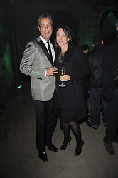 STEPHEN TOMPKINSON and at the launch of 2 collections by jeweller Stephen Webster - ÔThe 7 Deadly SinsÕ and ÔNo RegretsÕ held at The Old Vics Tunnels, Under Waterloo Station, Off Leake Street, London SE1 on 8th December 2010.<br /> STEPHEN TOMPKINSON and at the launch of 2 collections by jeweller Stephen Webster - 'The 7 Deadly Sins' and 'No Regrets' held at The Old Vics Tunnels, Under Waterloo Station, Off Leake Street, London SE1 on 8th December 2010.