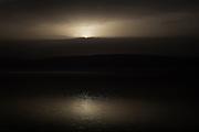 Sunrise on the Dead Sea, Israel
