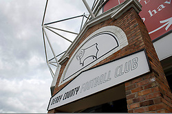 iPro Stadium - Photo mandatory by-line: Dougie Allward/JMP - Mobile: 07966 386802 30/08/2014 - SPORT - FOOTBALL - Derby - iPro Stadium - Derby County v Ipswich Town - Sky Bet Championship