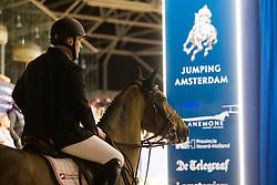 Vos Robert, NED, Darius<br /> Jumping Amsterdam 2018<br /> © Sharon Vandeput<br /> 26/01/18