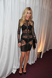 ABIGAIL CLANCY at the GQ Men of the Year 2011 Awards dinner held at The Royal Opera House, Covent Garden, London on 6th September 2011.