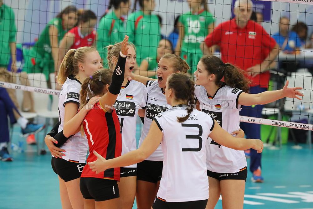 (GER - BUL CEV Volleyball European Championship - Women 2017 Europei pallavolo)
