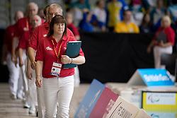 Officials  at 2015 IPC Swimming World Championships -