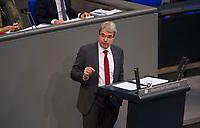 DEU, Deutschland, Germany, Berlin, 01.02.2018: Carl-Julius Cronenberg (FDP) bei einer Rede im Deutschen Bundestag.
