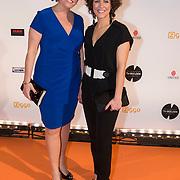 NLD/Amsterdam/20140303 - Uitreiking TV Beelden 2014, Selma van Dijk en Evelien de Bruijn