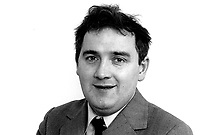 Reggie Donnelly, Alliance Party of N Ireland, candidate, West Belfast, N Ireland Assembly Elections May 1973, 197305020251<br /> <br /> Copyright Image from Victor Patterson, 54 Dorchester Park, Belfast, UK, BT9 6RJ<br /> <br /> t1: +44 28 9066 1296 (from Rep of Ireland 048 9066 1296)<br /> t2: +44 28 9002 2446 (from Rep of Ireland 048 9002 2446)<br /> m: +44 7802 353836<br /> <br /> e1: victorpatterson@me.com<br /> e2: victorpatterson@gmail.com<br /> <br /> The use of my copyright images is subject to my Terms & Conditions.<br /> <br /> It is IMPORTANT that you familiarise yourself with them. They are available on my website at www.victorpatterson.com.<br /> <br /> None of my copyright images may be used on a website unless they are visibly watermarked, i.e. © Victor Patterson within the body of the visible image. Metadata denoting my copyright must NOT be deleted. <br /> <br /> Web use is extra at currently recommended NUJ rates.