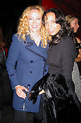 Virginia Madsen & Claudine Oriol.LA Confidential Party Pre Golden Globe.Whiskey Blue at W Hotel.Westwood, CA, USA.Saturday, January 13, 2007.Photo By Celebrityvibe.com.To license this image please call (212) 410 5354; or.Email: celebrityvibe@gmail.com ;.Website: www.celebrityvibe.com