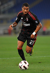 22.09.2010, .Stadio Olimpico, Rom, ITA, Serie A, Lazio Rom vs AC Milan, im Bild kevin prince boateng (milan), EXPA Pictures © 2010, PhotoCredit: EXPA/ InsideFoto/ Massimo Oliva *** ATTENTION *** FOR AUSTRIA AND SLOVENIA USE ONLY! / SPORTIDA PHOTO AGENCY