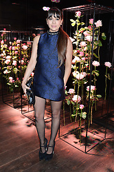 ZARA MARTIN at the Lancôme pre BAFTA party held at The London Edition, 10 Berners Street, London on 14th February 2014.
